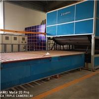   出售九成新杭州精工平弯上下对流钢炉一套厂