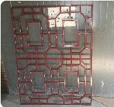 定制复古风格双色中空玻璃装饰条