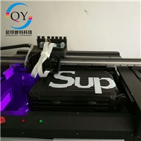 个性化行李拉杆箱图案uv打印机