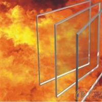 单片高强度钢化耐火玻璃