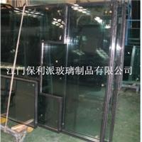 内置百叶超白钢化中空玻璃厂