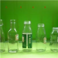 工厂玻璃饮料瓶玻璃瓶