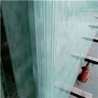 浙江德清雨棚双层6+6夹胶玻璃
