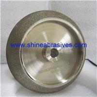 客户定制~ 削磨1-1/8锯齿电镀CBN带锯砂轮
