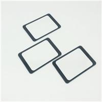 3.2mm刷卡区丝印玻璃 物理钢化纸盒包装丝印玻璃厂厂
