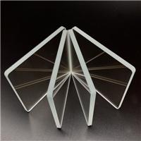 超白玻璃 普白调光玻璃 无杂色超白钢化玻璃厂