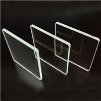 超白玻璃 普白调光玻璃 无杂色超白钢化玻璃厂厂
