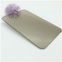 高清无尘360度圆形镀膜玻璃 可钢化的镀膜玻璃厂厂