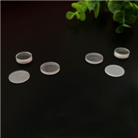 小产品大市场超白玻璃片 加工生产手指扫描指纹钢化玻