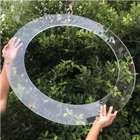国内主流大开孔钢化玻璃 5mm钢化玻璃