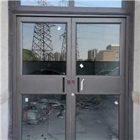 肯德基铝合金门_高档铺面铝材门厂家定制