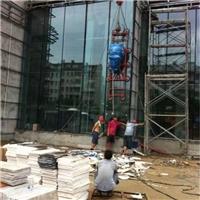 浙江杭州宁波19毫米15毫米酒店幕墙钢化玻璃