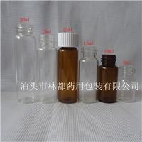 泊头林都现货供应10ml管制口服液玻璃瓶