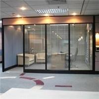 北京海淀区安装变色玻璃定做办公室调光玻璃隔断