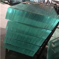 诚隆近推透明机箱钢化玻璃 利于电脑散热的钢化玻璃