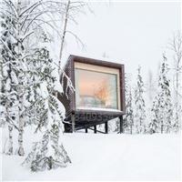 钢化中空玻璃屋 民宿玻璃屋 度假区酒店玻璃屋设计定做