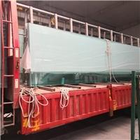 贵阳贵州19毫米超白汽车展厅钢化玻璃