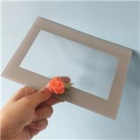 1.6mm丝印玻璃 高清防眩全屏覆盖丝印玻璃 厂