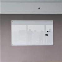 北京华美文仪直销办公超白白板书写白板磁性玻璃白板