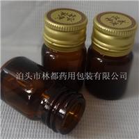 高品质药用玻璃瓶  茶色口服液玻璃瓶厂家量大优惠