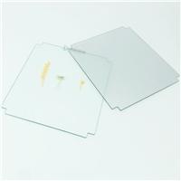 分光效果97%提词器玻璃 光学镀膜提词器钢化玻璃