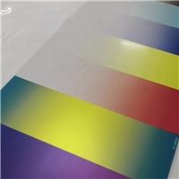 UV高等定制渐变膜色板