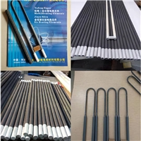 碳化硅加热管高温硅碳棒