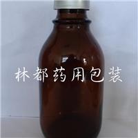 模制口服液玻璃瓶 不易碎口服液玻璃瓶林都厂家直销
