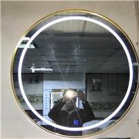 浴室化妆圆镜