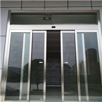 广州商场商铺不锈钢自动门 电动感应门安装厂家