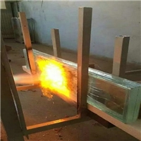 四川成都26mm灌浆防火玻璃生产商