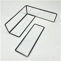 长条屏灯具玻璃 多色定制加工AR高透灯具丝印玻璃厂