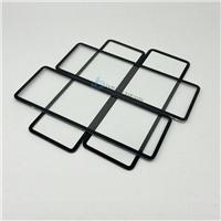 长条屏灯具玻璃 多色定制加工AR高透灯具丝印玻璃
