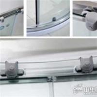 上海淋浴房玻璃移门滑轮维修换轮子