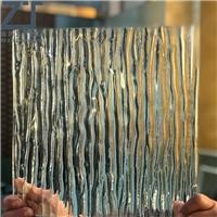 热熔玻璃 隔断屏风 钢化艺术玻璃厂
