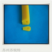 颜色硅胶U型密封条耐高温密封条