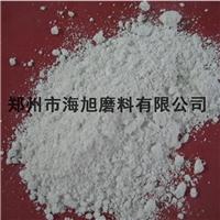 白刚玉氧化铝微粉生产海绵/纤维抛光轮