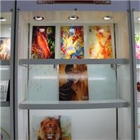 润彩玻璃打印机 玻璃印花设备 玻璃彩雕机厂