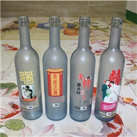 山东酒瓶UV打印机 玻璃瓶打印机