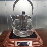 耐热玻璃壶提手泡茶杯直火壶不锈钢手柄