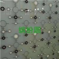 长期供应丝印玻璃