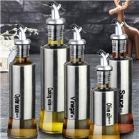 玻璃瓶家用玻璃调味品瓶酱油瓶醋瓶控油壶厂