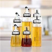 家用玻璃调味品瓶控油壶酱油瓶醋瓶