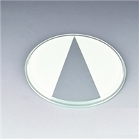 灯具玻璃深加工 钢化玻璃
