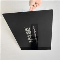 行李称重丝印玻璃 3mm称重钢化玻璃定制