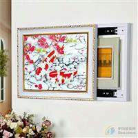 电表箱玻璃画系列