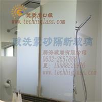 专供大板超厚磨砂玻璃