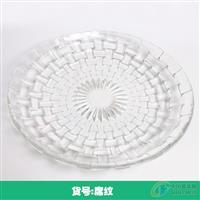 山东钢化玻璃果盘优质供应厂家