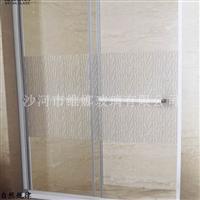 供應淋浴房冰砂浮雕玻璃
