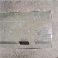 4MM台阶异形烤弯钢化玻璃